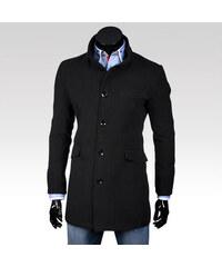 Ombre Clothing Kabát Victor černý S