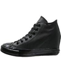 Converse CHUCK TAYLOR ALL STAR LUX MID Bottines compensées black