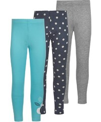 Marks & Spencer London 3 PACK Leggings Hosen teal mix