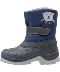 STUPS Snowboot / Winterstiefel blue