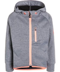 Playtech by name it NITPIKA Sweatjacke grey melange