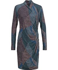 Expresso MAGALY Robe en jersey sea blue