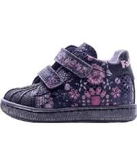 Falcotto STAR VELCRO Chaussures premiers pas black