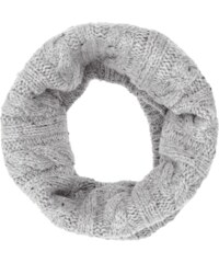 Barts Loop-Schal im Zopfstrick