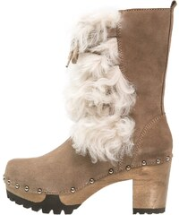Softclox ORNELLA Plateaustiefel bailey/brown