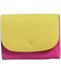 Kabelkový Slon Dámská kožená peněženka barevná 10 0714