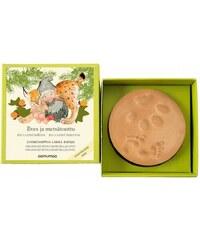 Přírodní mýdlo rys a lesní skřítek 85g, moruška jalovec Aamumaa