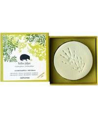 Přírodní mýdlo se stopou ježka 85g, bylinková zahrada Aamumaa