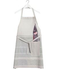 Kuchyňská zástěra Hauki, šedá Marimekko
