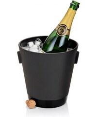Chladicí nádoba na Champagne, černá Magisso