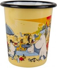 Hrnek Moomins on the Riviera 0,4l, žlutý Muurla
