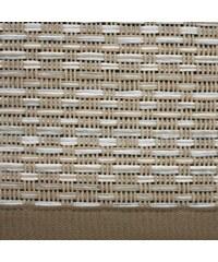 Koberec Jazz, bílo-béžovo-šedý, Rozměry 80x150 cm VM-Carpet