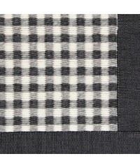 Koberec Lumina, šedo-bílo-černý, Rozměry 80x200 cm VM-Carpet