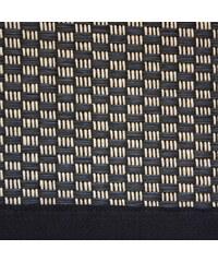 Koberec Soul, černý, Rozměry 80x200 cm VM-Carpet