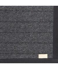 Koberec Rytmi, černý, Rozměry 80x200 cm VM-Carpet