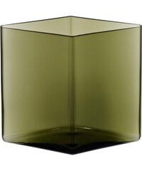 Váza Ruutu 20,5x18, mechová Iittala