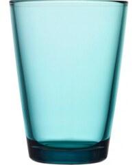 Sklenice Kartio 0,4l, 2ks, modré seablue Iittala