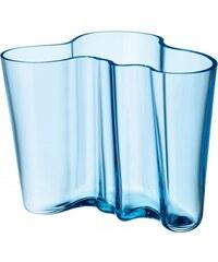 Váza Alvar Aalto 160mm, světle modrá Iittala