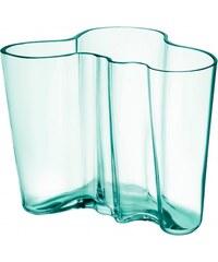 Váza Alvar Aalto 160mm, zelená water green Iittala