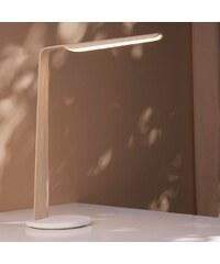Stolní lampa Swan, dub Tunto