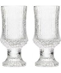 Sklenice na bílé víno Ultima Thule 0,16l, 2ks, čiré Iittala