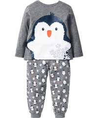 bpc bonprix collection Pyjama (Ens. 2 pces.) gris lingerie - bonprix