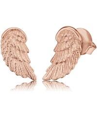 Engelsrufer Flügel Ohrringe Rosé ERE-WING-STR