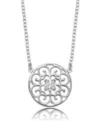 Engelsrufer Silber Damenkette Ornament ERN-ORNA-ZI