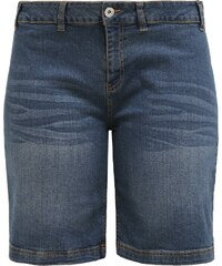 Zizzi Short en jean blue denim