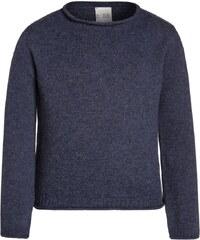 hessnatur Pullover dunkelblau