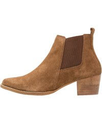 Kenneth Cole New York RUSSIE Ankle Boot gold stone