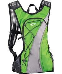 Spokey BUFFALO Cyklistický a běžecký batoh zelený 2l, voděodolný