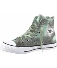 Große Größen: Converse Dual Zip Sneaker, Grün-Grau, Gr.36-39