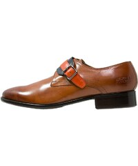 Melvin & Hamilton RILEY 2 Slipper tan/navy/orange