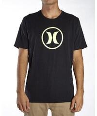 Hurley tričko s krátkým rukávem CIRCLE ICON DRI-FIT   Black