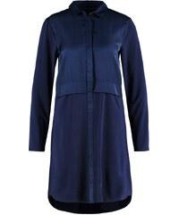 Soft Rebels GLORIA Robe chemise eclipse blue