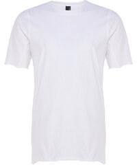 NEBO MATS schlichtes T-Shirt in Weiß