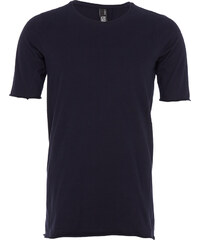 NEBO MATS schlichtes T-Shirt in Dunkelblau