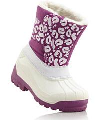 bpc bonprix collection Winterstiefel in weiß für Mädchen von bonprix