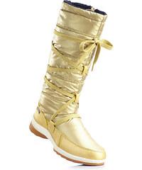 bpc bonprix collection Winterstiefel in gold für Damen von bonprix