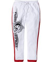 RAINBOW Sweathose Slim Fit in weiß für Herren von bonprix