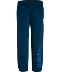 adidas Performance ESSENTIALS Pantalon de survêtement tech steel/unity blue