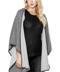 Guess Pončo Draped Poncho