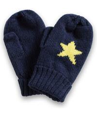 Esprit Měkké pletené palčáky s hvězdou