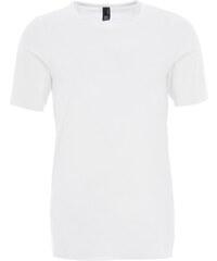 NEBO JOE schlichtes T-Shirt in Weiß