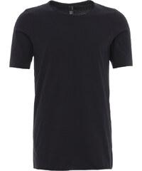 NEBO JOE schlichtes T-Shirt in Dunkelblau