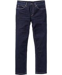 RAINBOW Strečové džíny s 5 kapsami Slim Fit Straight bonprix