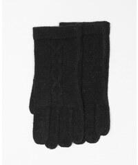 Pimkie Handschuhe mit Zopfmuster