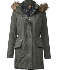 Street One - Parka George - dark olive