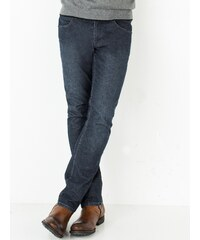 Jeans Homme Coton/élasthanne Slim Somewhere, Couleur Black Indigo